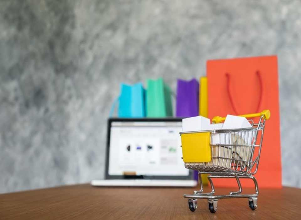 کنسول فروشگاه آنلاین