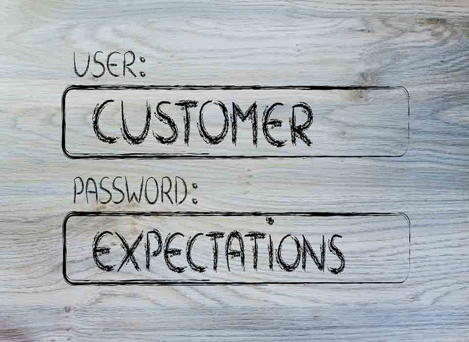 مدیریت انتظارات مشتریان