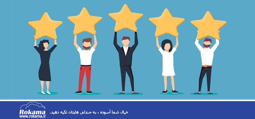 مدیریت ارتباط با مشتری | Customer orientation with CRM  | سی آر ام در اصول مشتری مداری | نرم افزار CRM