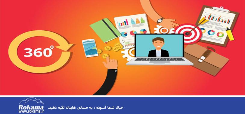 رضایتمندی مشتریان | سی آر ام |   Customer satisfaction with CRM software نرم افزار CRM چیست | مدیریت ارتباط با مشتری