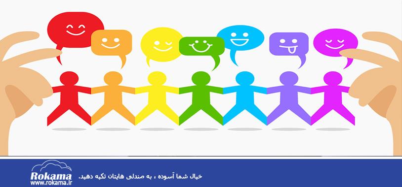 بررسی رضایت مشتریان با CRM