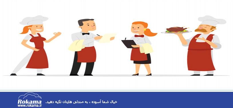 مدیریت ارتباط با مشتری | CRM software for restaurants | نرم افزار CRM | سی آر ام