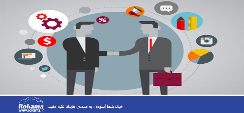 مدیریت همکاران در سی آر ام Manage partners with CRM software