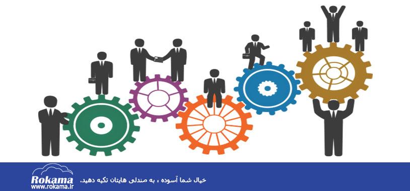 مدیریت کنترل پروژه با CRM