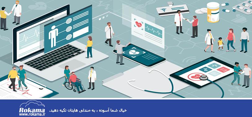 قابلیت های سی آر ام در مراکز درمانی و مدیریت کارمندان