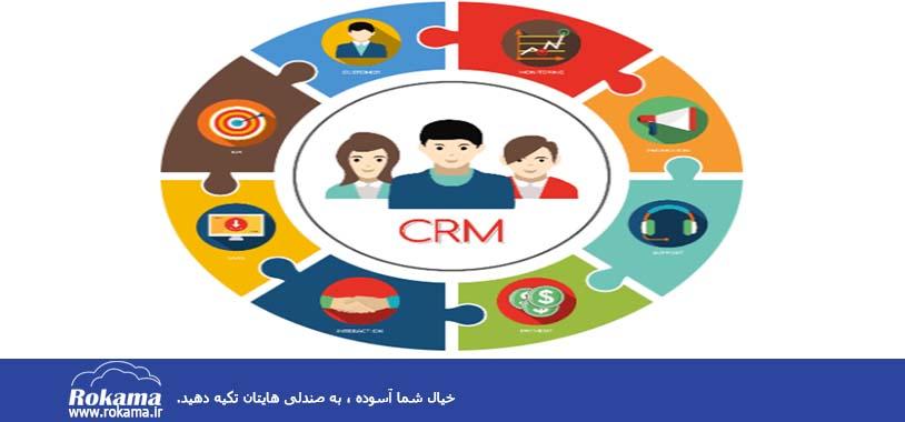 کلمه ی CRM مخفف چه کلماتی است